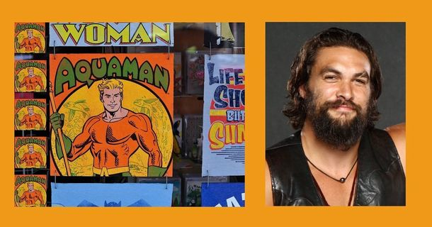 Aquaman In Superman Vs. Batman? The Rumors Are Swimming.